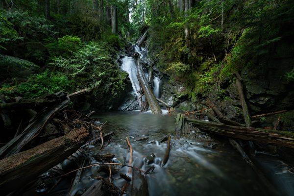 'Lake-22-Trail-Falls'-web
